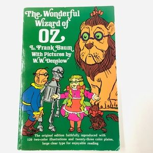 """""""The Wonderful World Of Oz"""""""